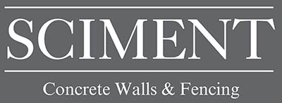 Sciment Concrete Walls & Fencing